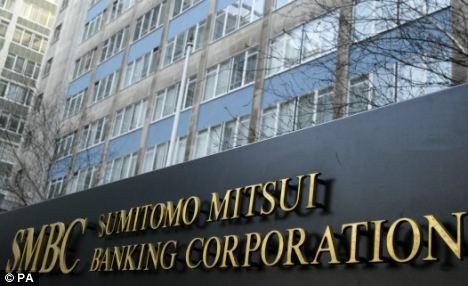 Sumitomo Bank 01