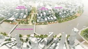 Lotte triển khai siêu dự án 20.000 tỷ tại Thủ Thiêm
