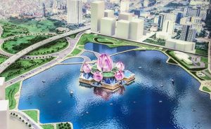 Hà Nội sẽ xây dựng nhà hát Opera hình Hoa Sen