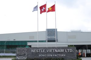 Thăm quan nhà máy trị giá 70 triệu đô của Nestle' tại Hưng Yên