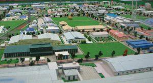 Thành lập cụm Công nghiệp Chàng Sơn, huyện Thạch Thất, thành phố Hà Nội