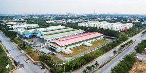 Thành lập Cụm công nghiệp Kim Quan, huyện Thạch Thất, thành phố Hà Nội