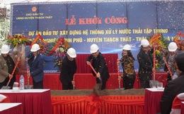 Thành lập Cụm công nghiệp Bình Phú I, huyện Thạch Thất, thành phố Hà Nội